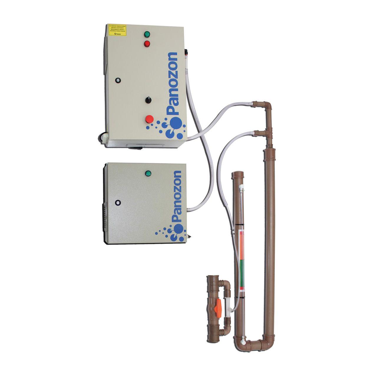 Panozon Ozonio PNZ Ecco Standard 100 p/ Lagos 100 Mil Litros