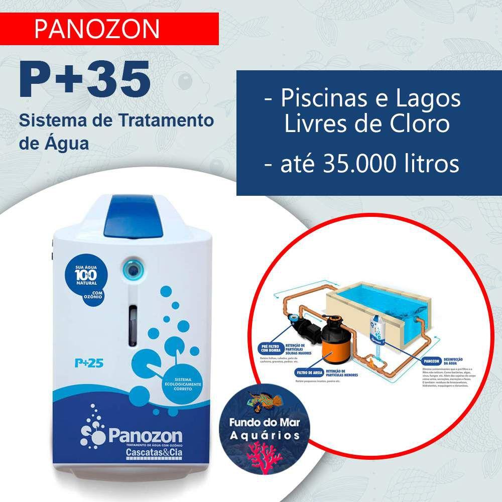 Panozon P+35 Sistema de Tratamento de Agua  220v