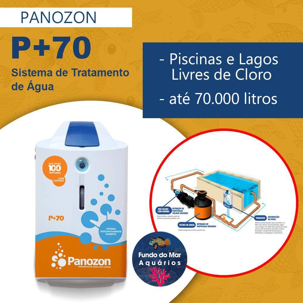Sistema de Tratamento de Água Panozon P+70 - 220v