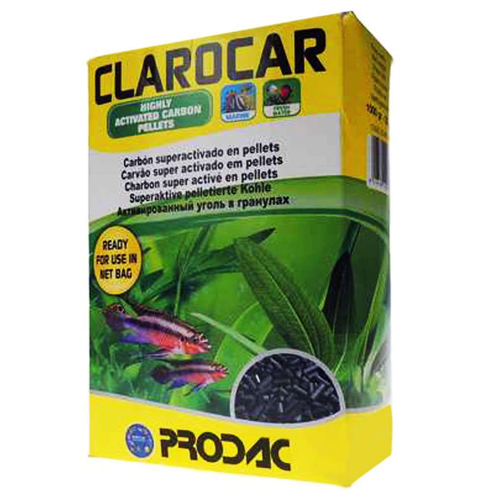 Carvão Ativado Prodac Clarocar 1kg
