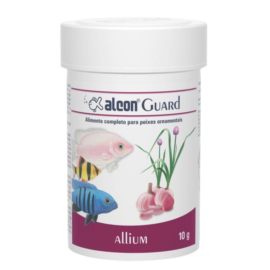 Ração Alcon Guard Allium 10g
