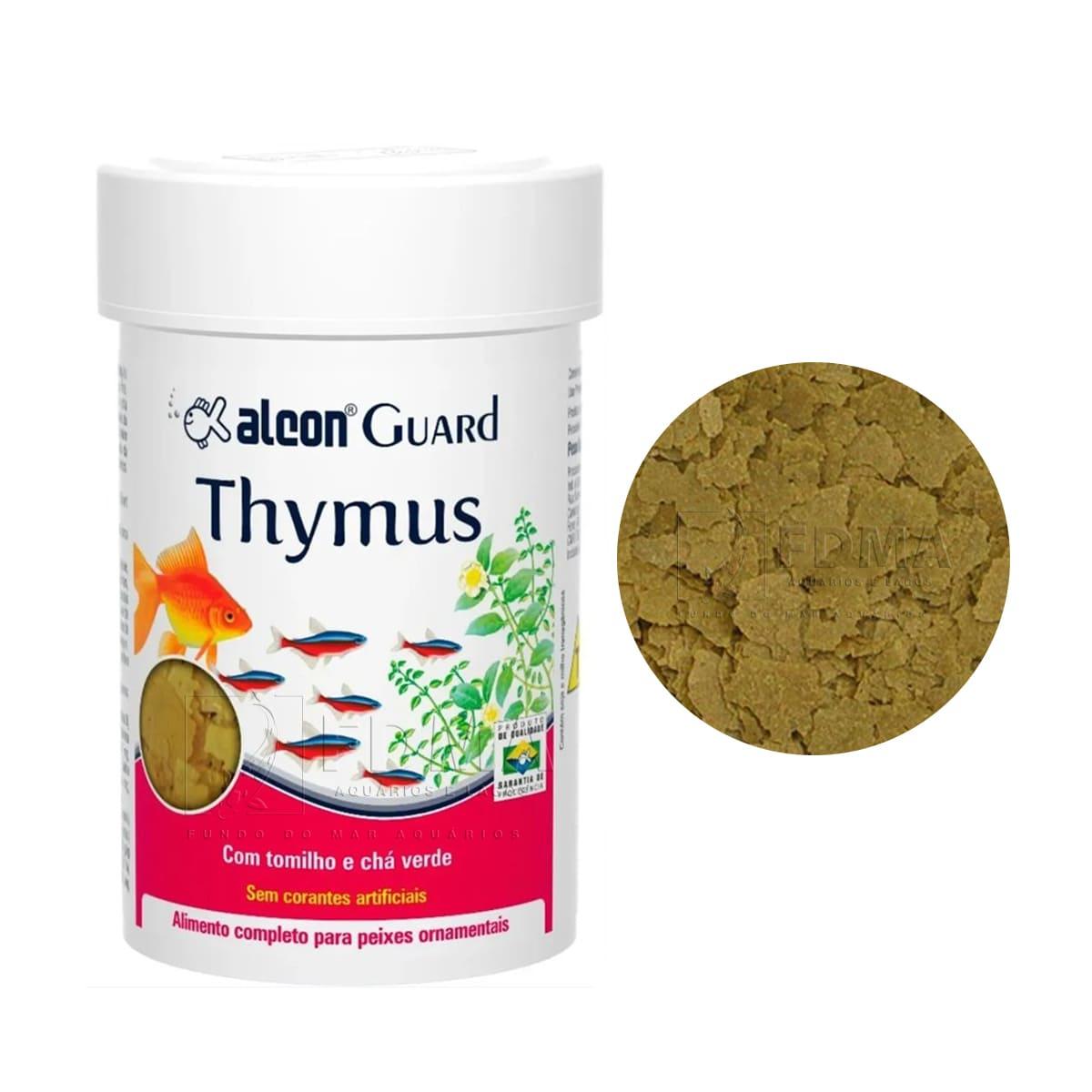 Ração Alcon Guard Thymus 10g
