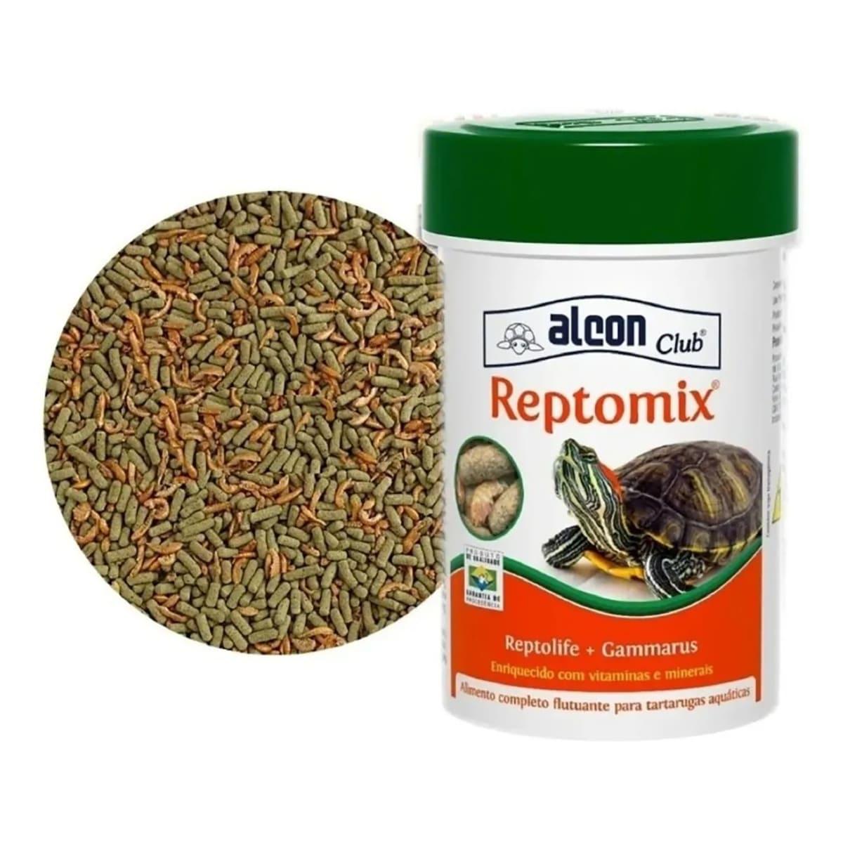 Ração Alcon Reptomix 60g