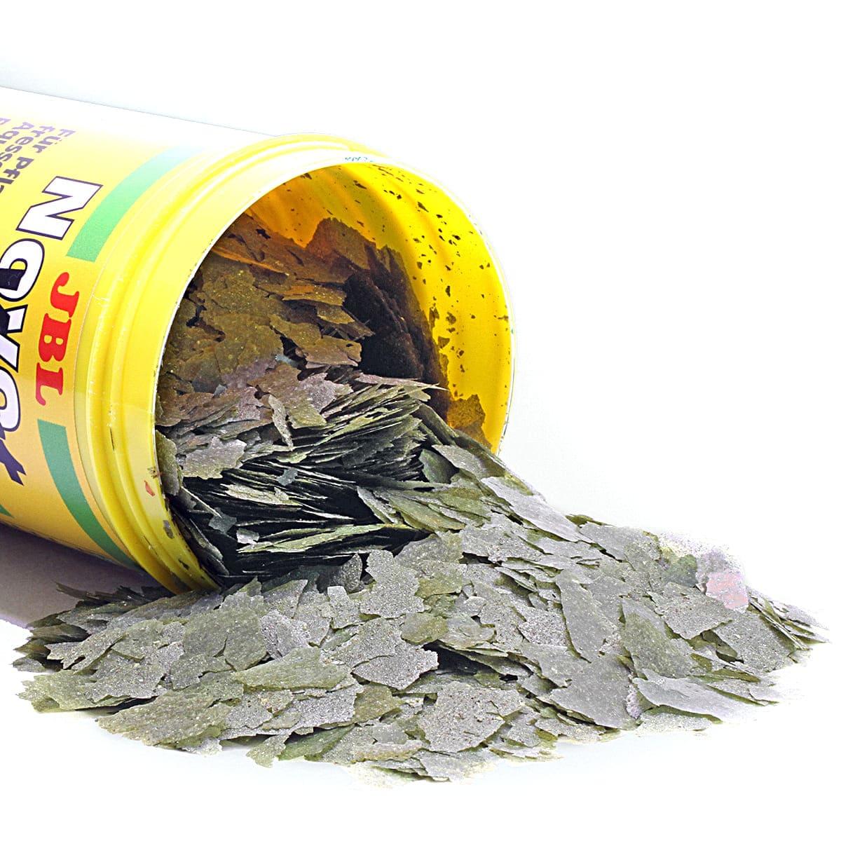 Ração Para Peixes JBL NovoVert 40g - Flocos para Herbívoros