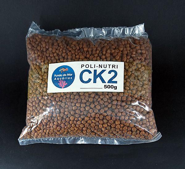 Ração PoliNutri CK2 - A Granel 500g