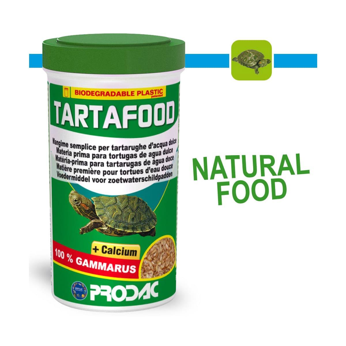 Ração Prodac Tartafood 10g - Tartarugas Aquáticas
