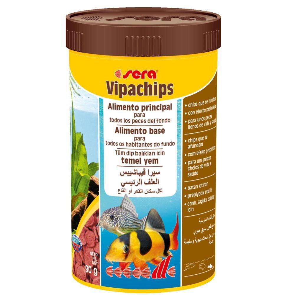 Ração Sera Vipachips 90g