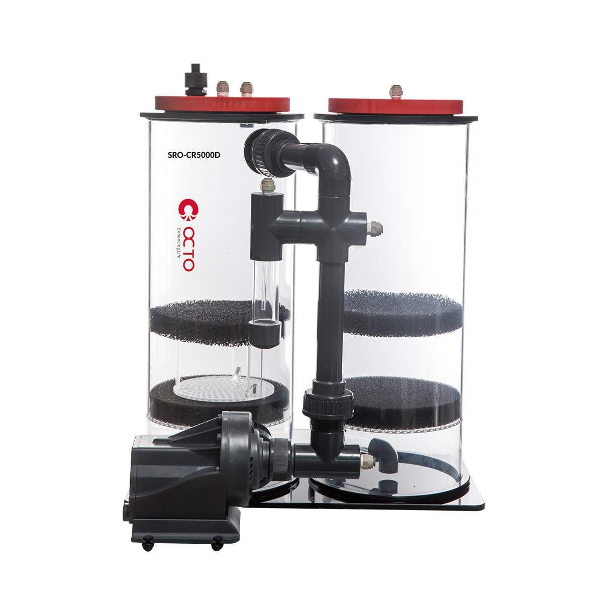 Reator de Cálcio c/ Câmara Dupla OCTO SRO CR5000D
