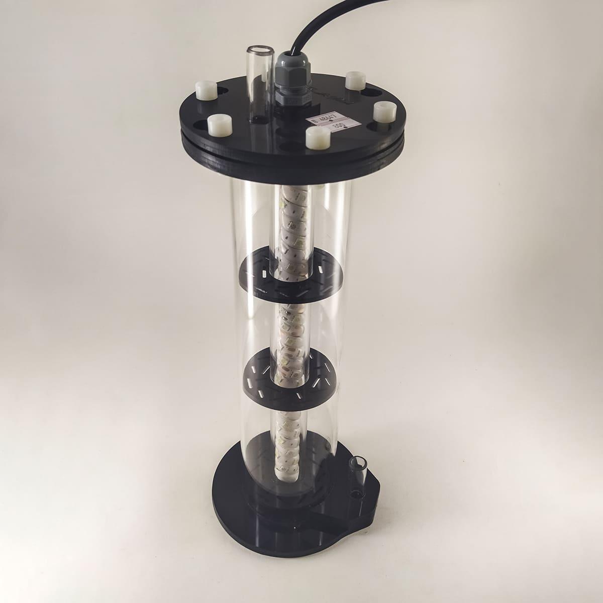 Reator de Chaetomorpha AR Algae 800 - Tubo Acrílico 80mm