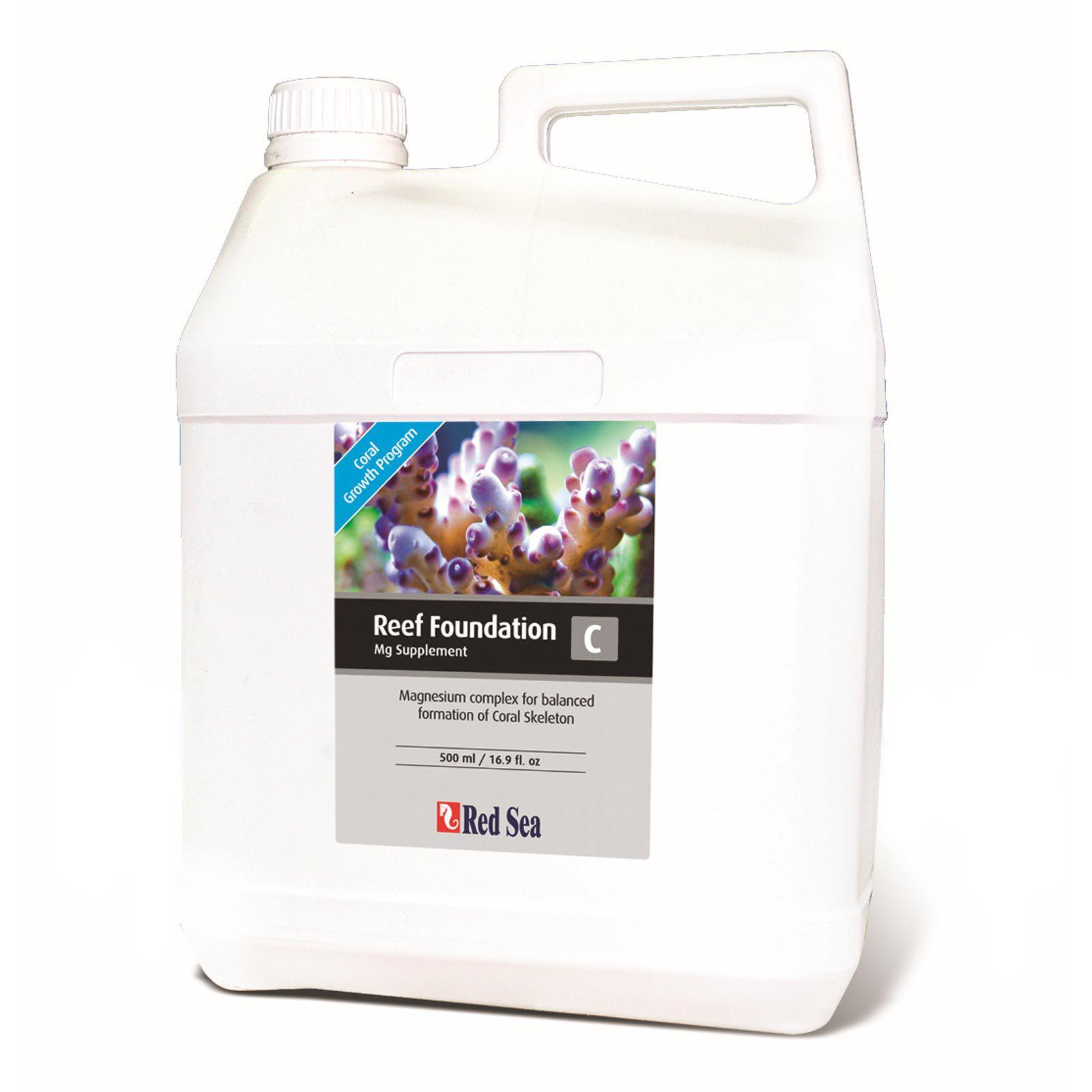 Red Sea Suplemento C Magnesium - 5 Litros
