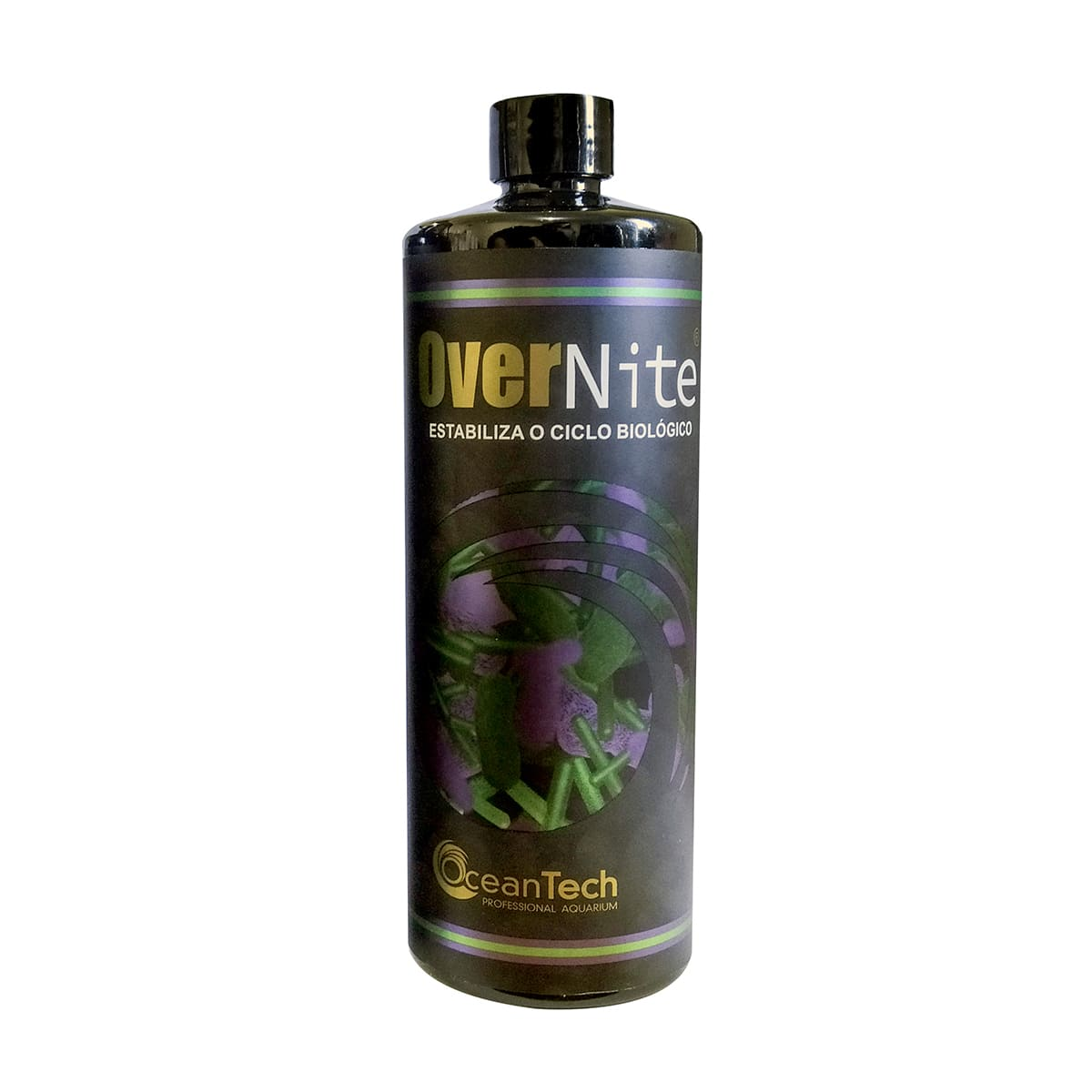 Redutor de Amônia Ocean Tech Over Nite 500ml