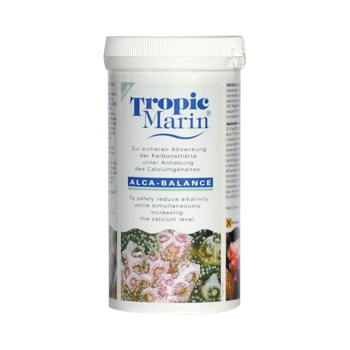 Reduz Alcalinidade e Aumenta Cálcio TROPIC MARIN ALCA BALANCE 400G