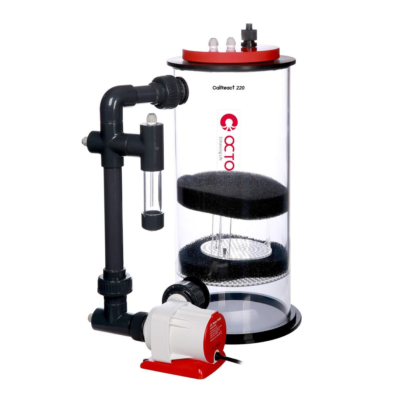 Reator de Cálcio Reef Octopus CalReact 200 c/ Bomba Varios 4