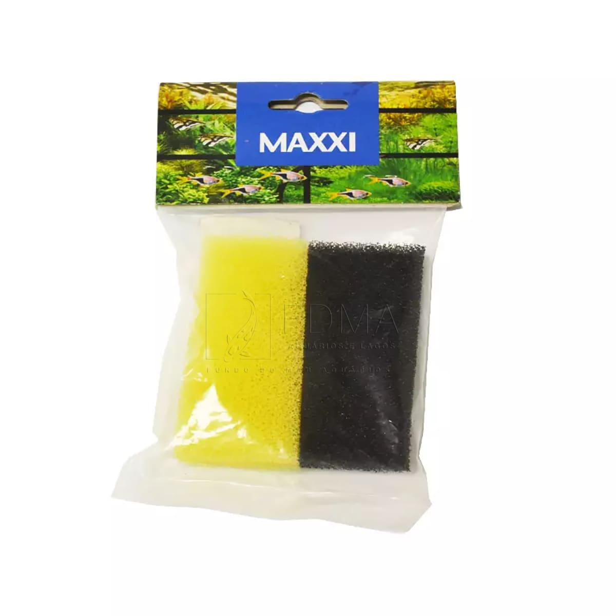 Refil Esponja para Filtro Externo Maxxi Hf 60