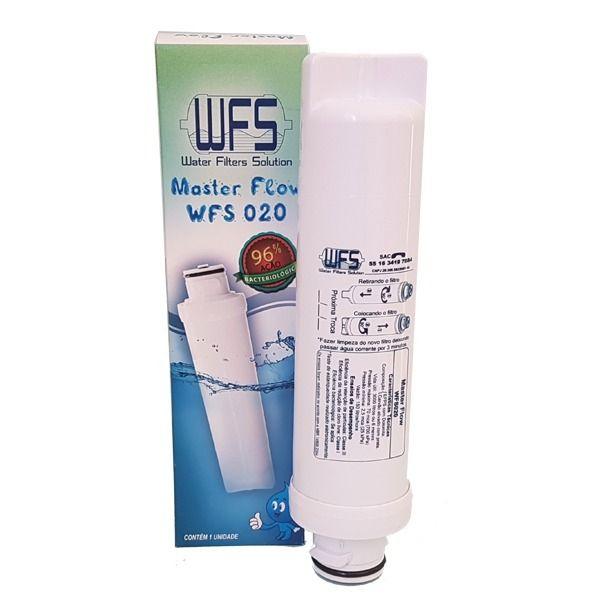 Refil WFS 020 Master Flow Filtro Electrolux Pe10b Pe10x Pe