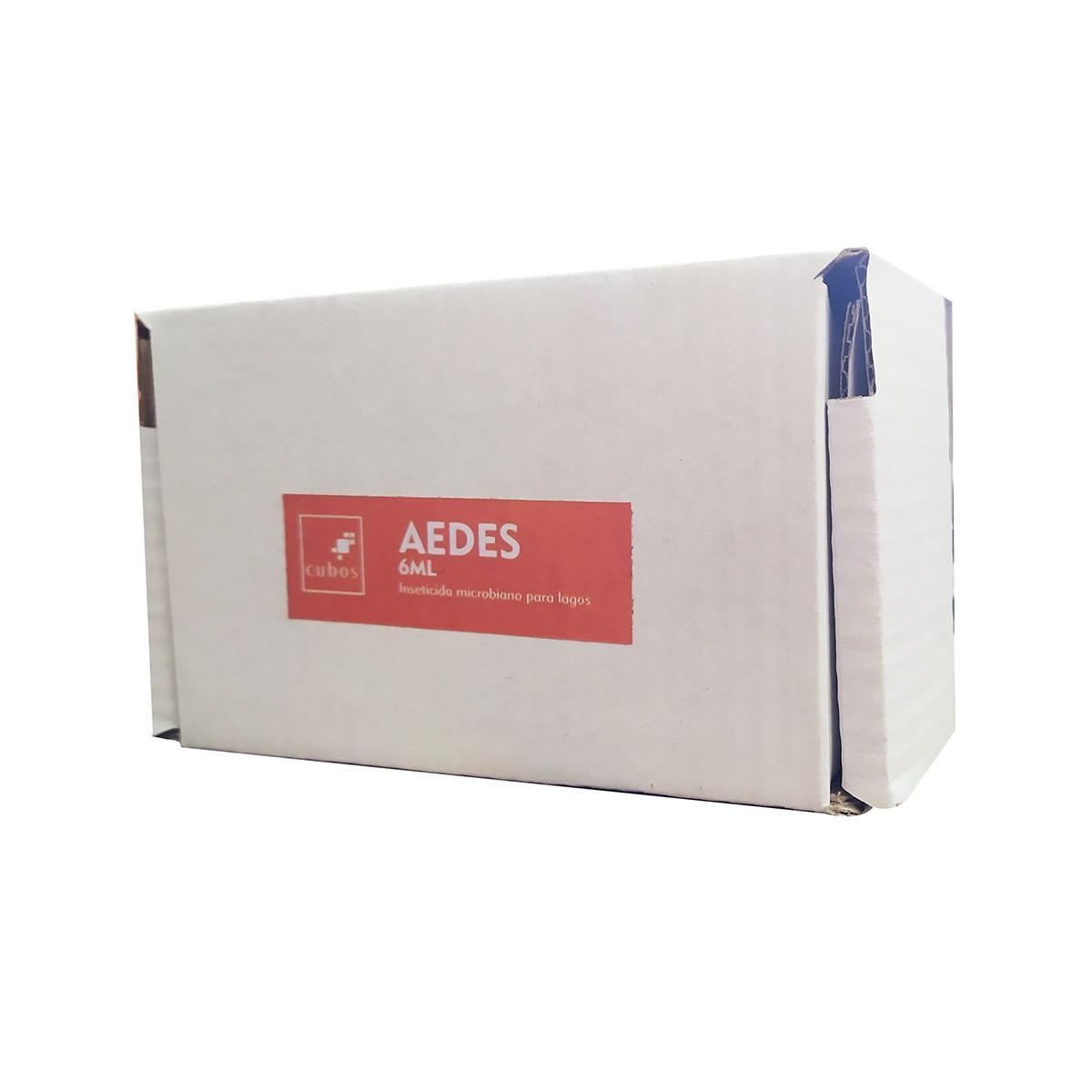 Refil Inseticida Biológico para Lagos Cubos Aedes  - 6ml