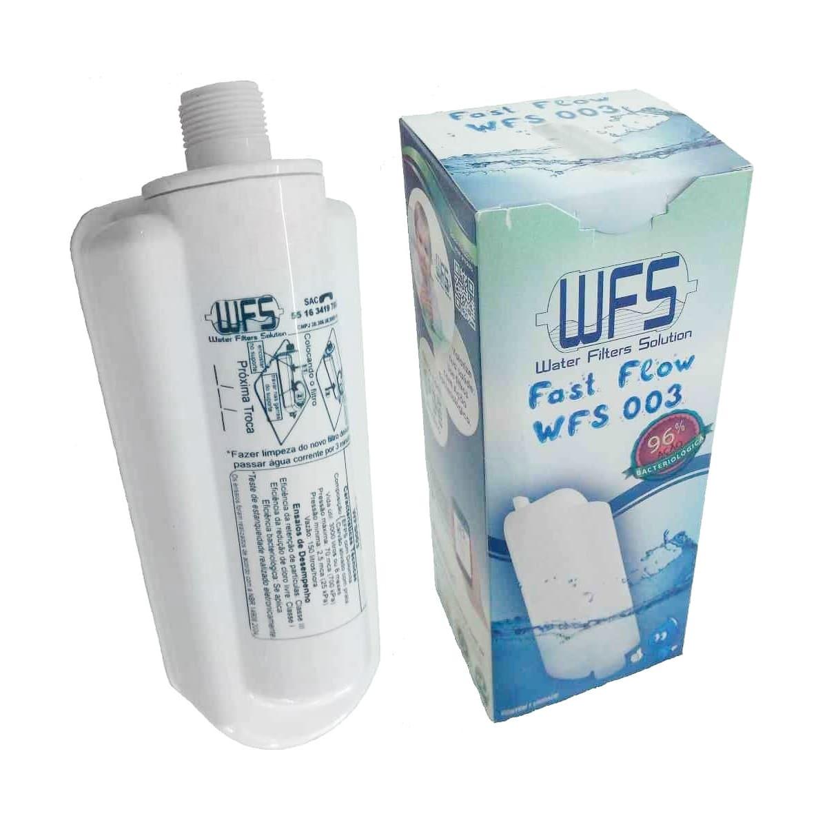 Refil WFS 003 Fast Flow -  Compativel C/ Latina 3 Estágio