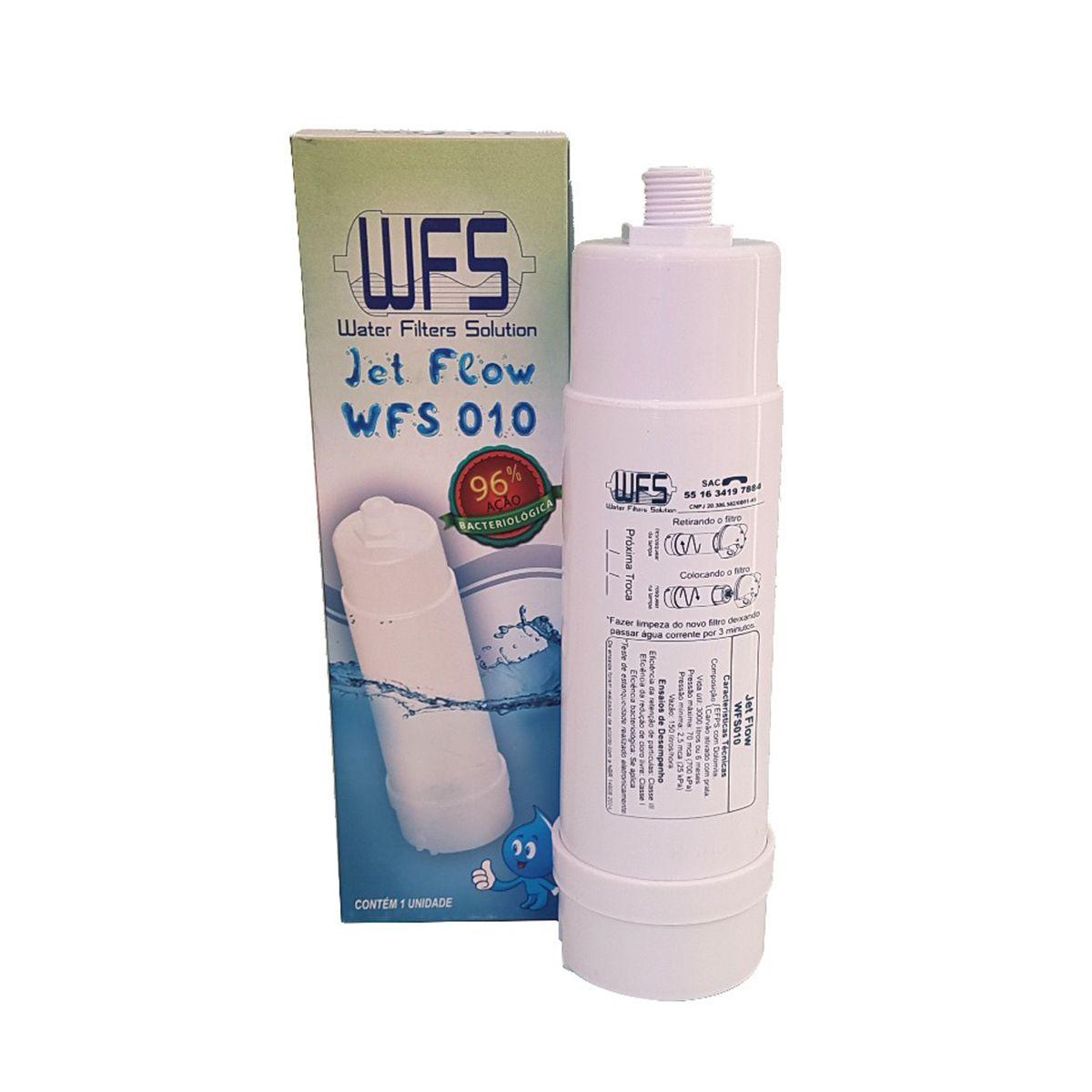 Refil WFS 010 - Jet Flow  p/ Aqualar AP230 3M/Cuno