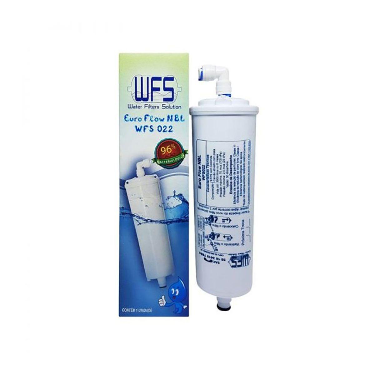 Refil WFS 022 Euro Flow NBL- Compatível com Europa Noblesse