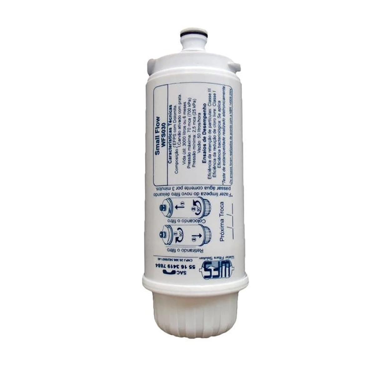 Refil Wfs 030 Small Flow - Filtro Ibbl Avanti E Mio