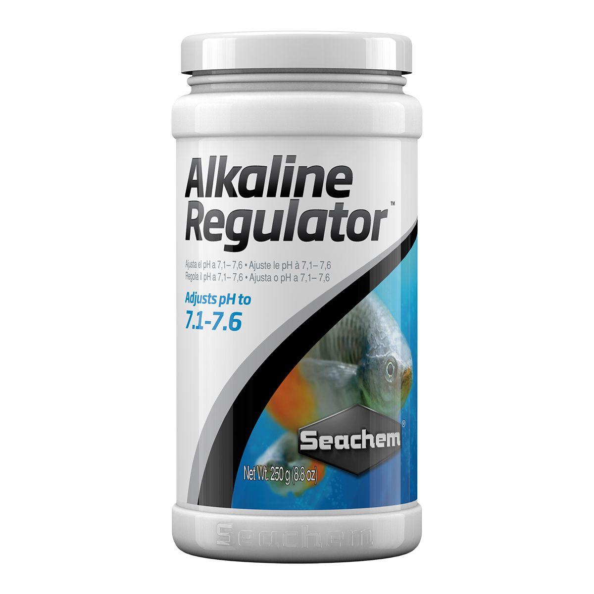 Regulador de pH Alcalino SEACHEM ALKALINE REGULATOR 250G