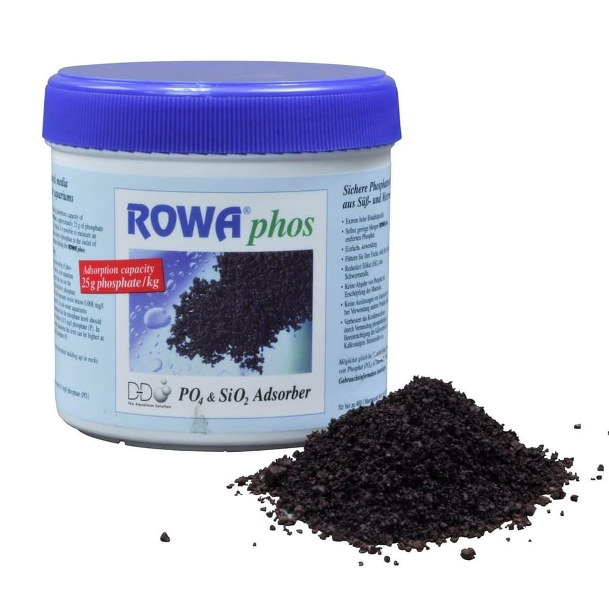 Removedor de Fosfato e Silicato ROWA PHOS 500G