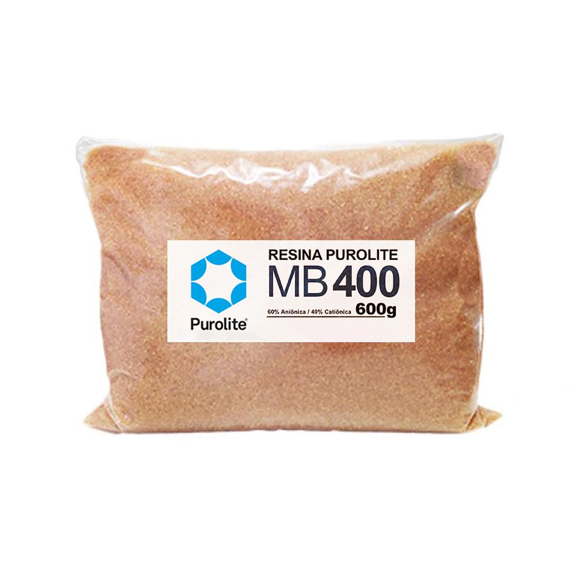 Resina Mista Purolite Mb400 Para Deionizador 600g