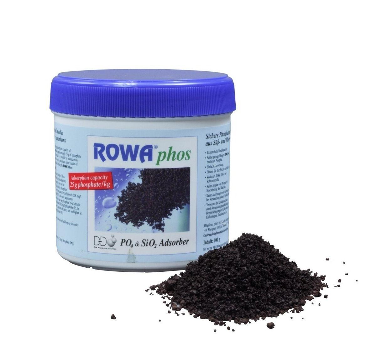 Removedor de Fosfato e Silicato ROWA PHOS 100G