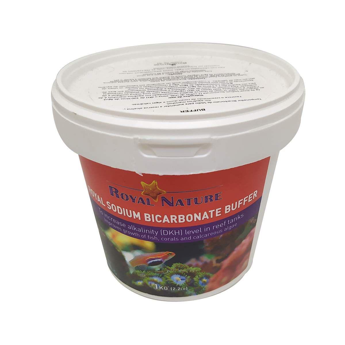 Royal Nature Balling Bicarbonato de Sodio 1 kg (balde)