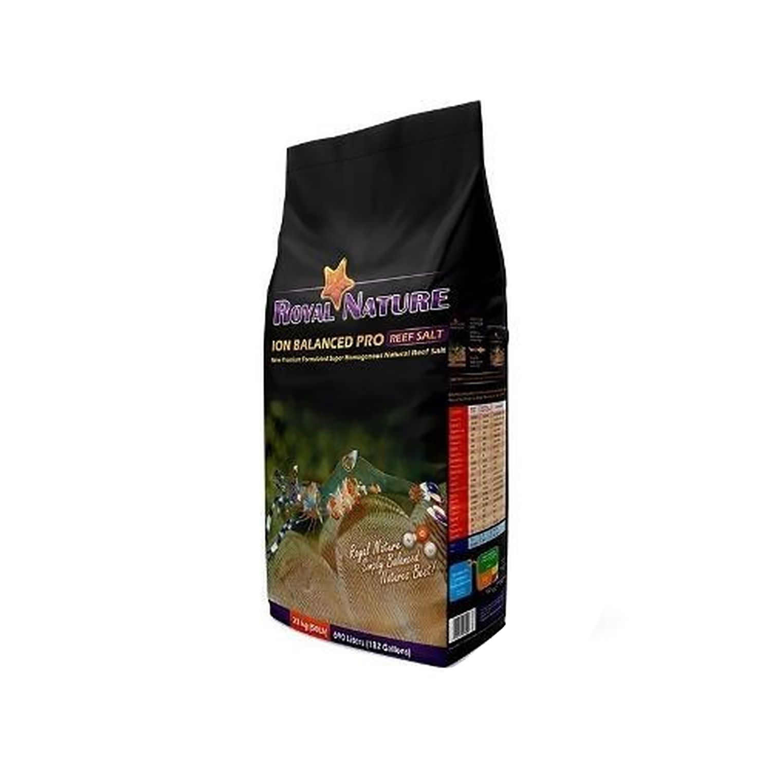 Royal Nature Sal Ion Balanced 4kg Saco