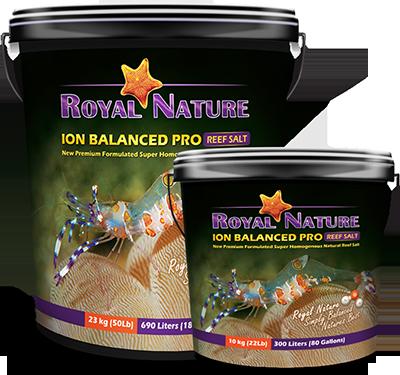 Royal Nature Sal Ion Balanced Pro 23kg