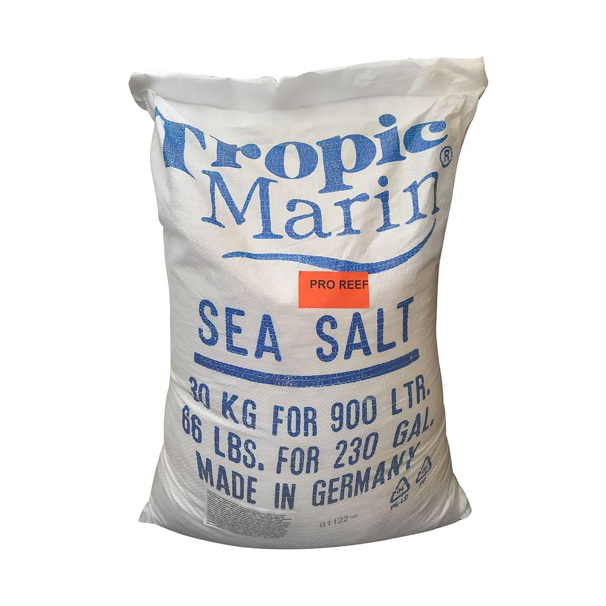 SAL MARINHO PARA AQUÁRIOS TROPIC MARIN PRO REEF - 30kg