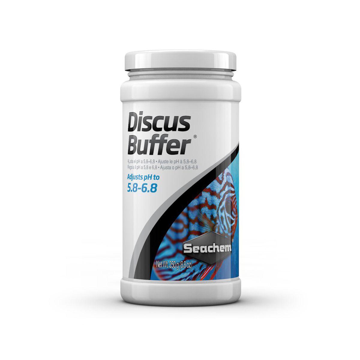 Acidificante para Discos SEACHEM DISCUS BUFFER 50G