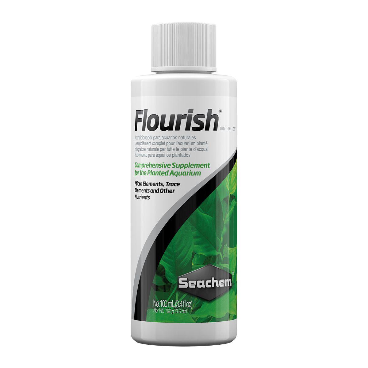 Seachem Flourish 100ml Micro Elementos para Plantados