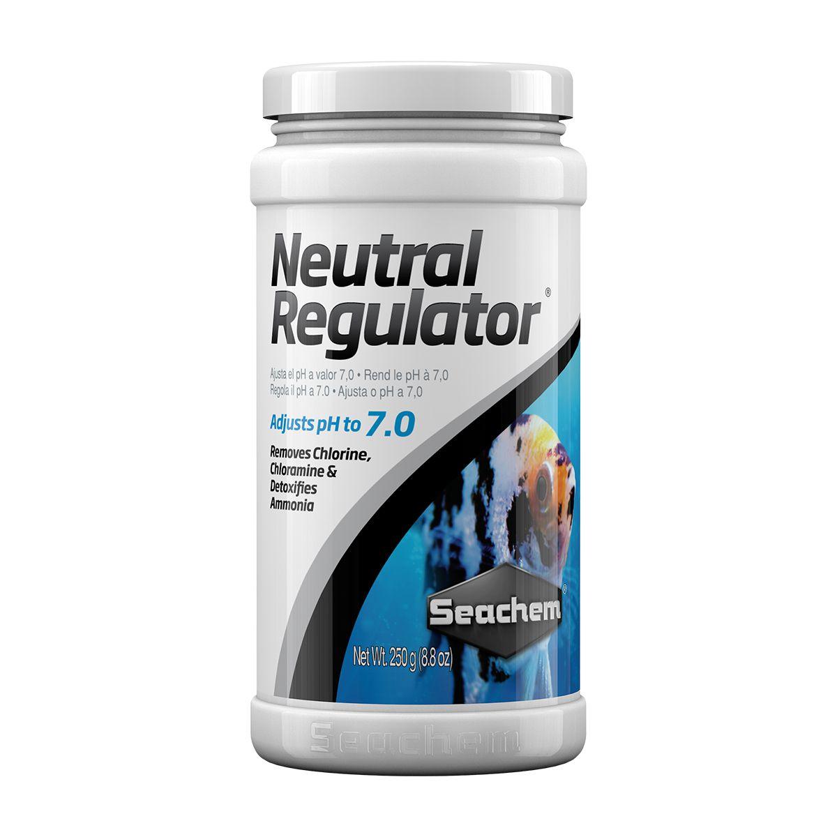 Regula pH da Água P/ Neutro SEACHEM NEUTRAL REGULATOR 250G
