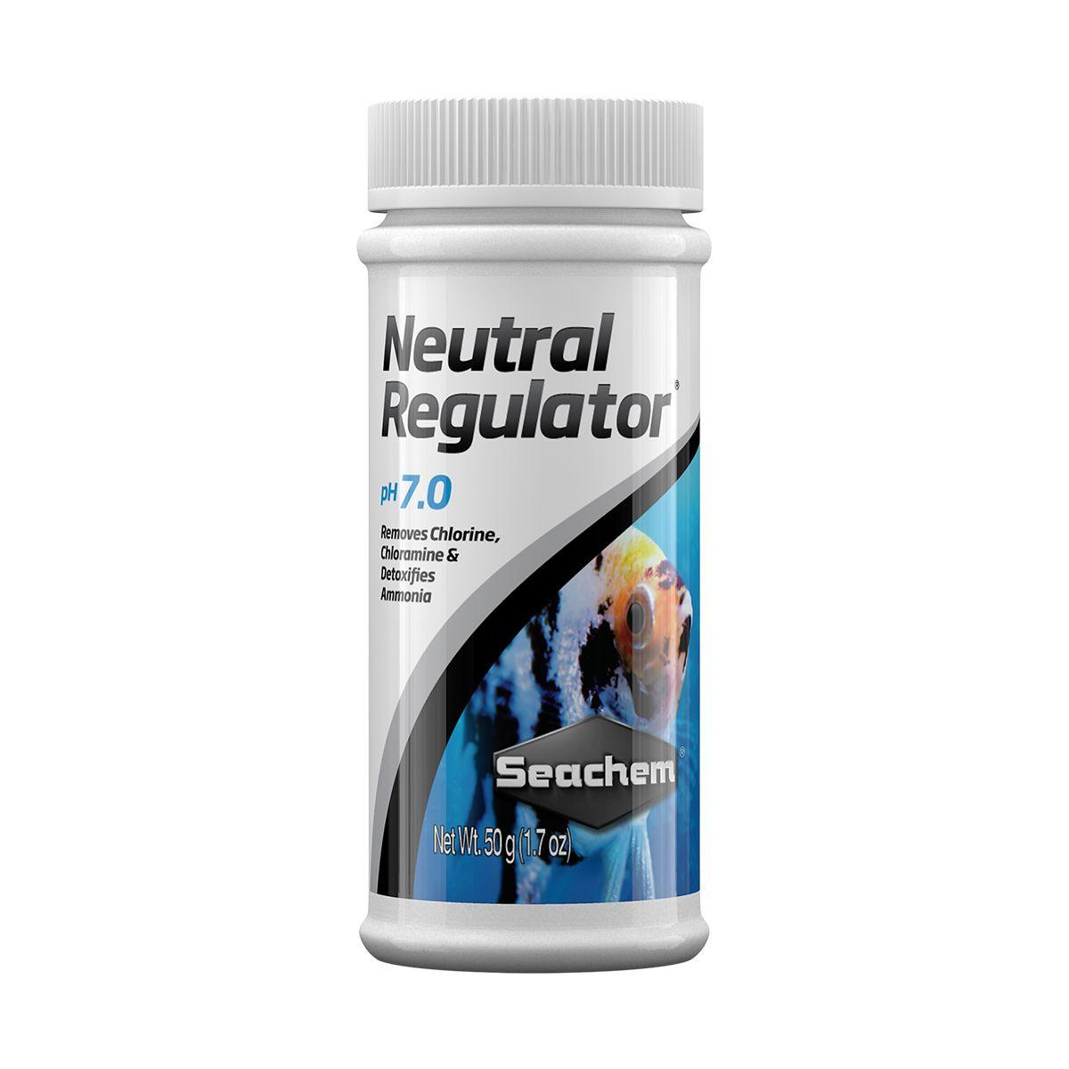Ajusta pH para 7.0 Neutro SEACHEM NEUTRAL REGULATOR 50G