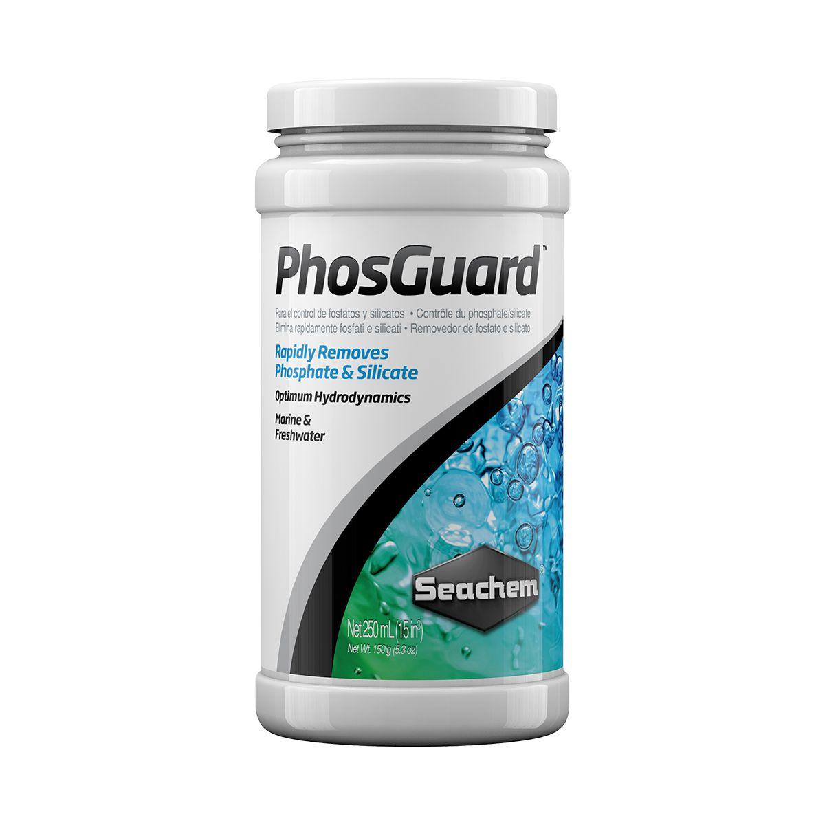 Removedor de Fosfato SEACHEM PHOSGUARD 250ML