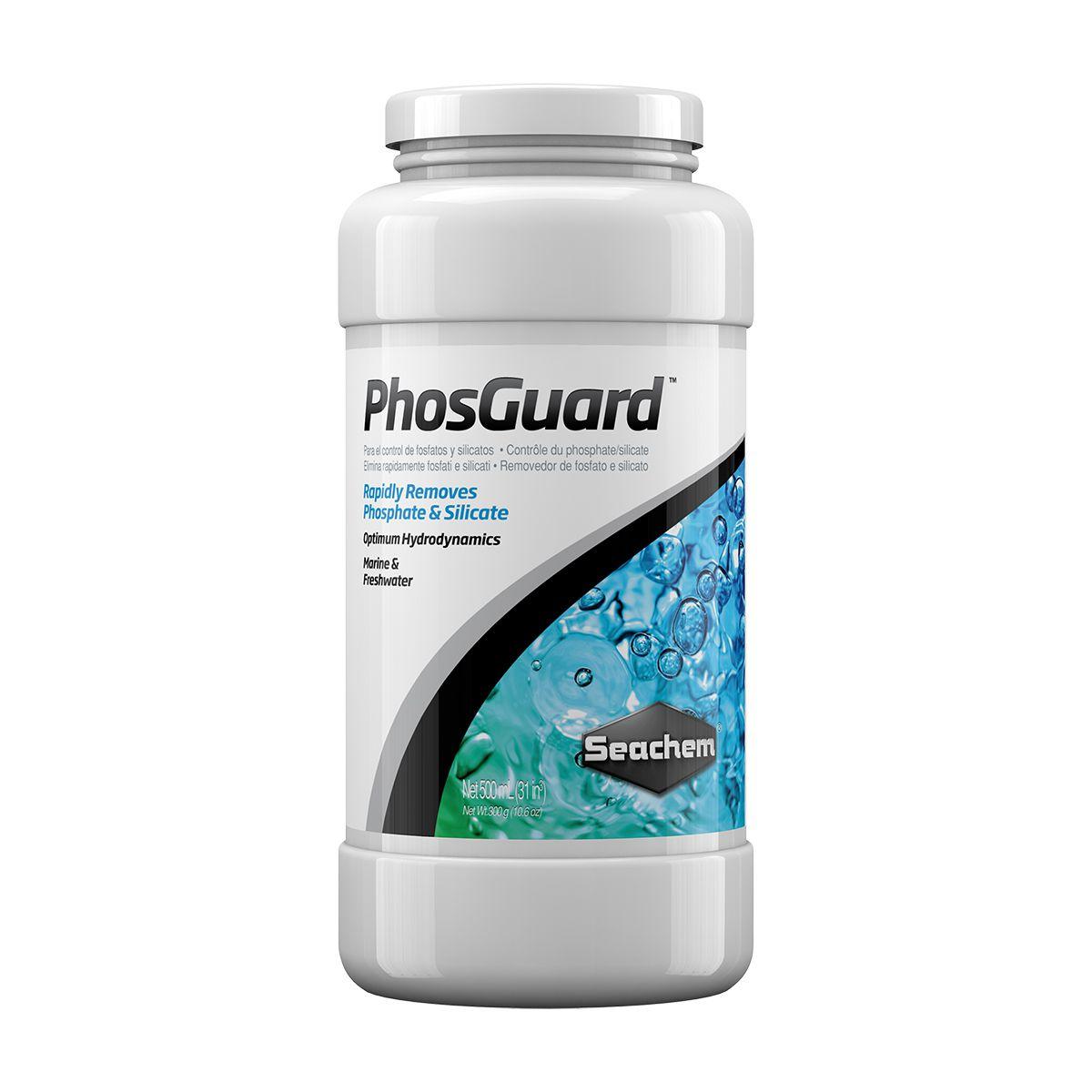 Removedor de Fosfato SEACHEM PHOSGUARD 500ML