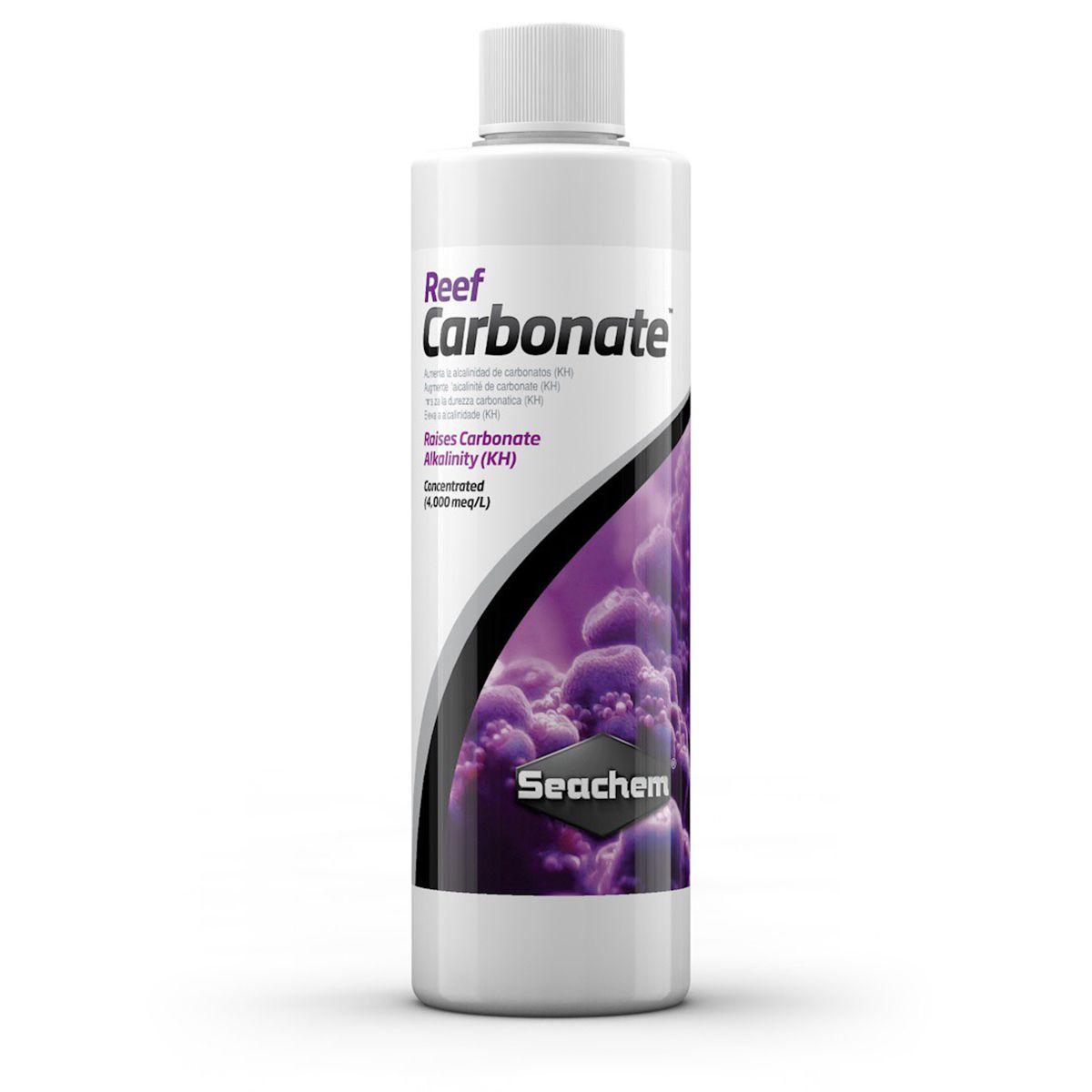 Seachem Reef Carbonate 250ml Concentrado de Carbonato