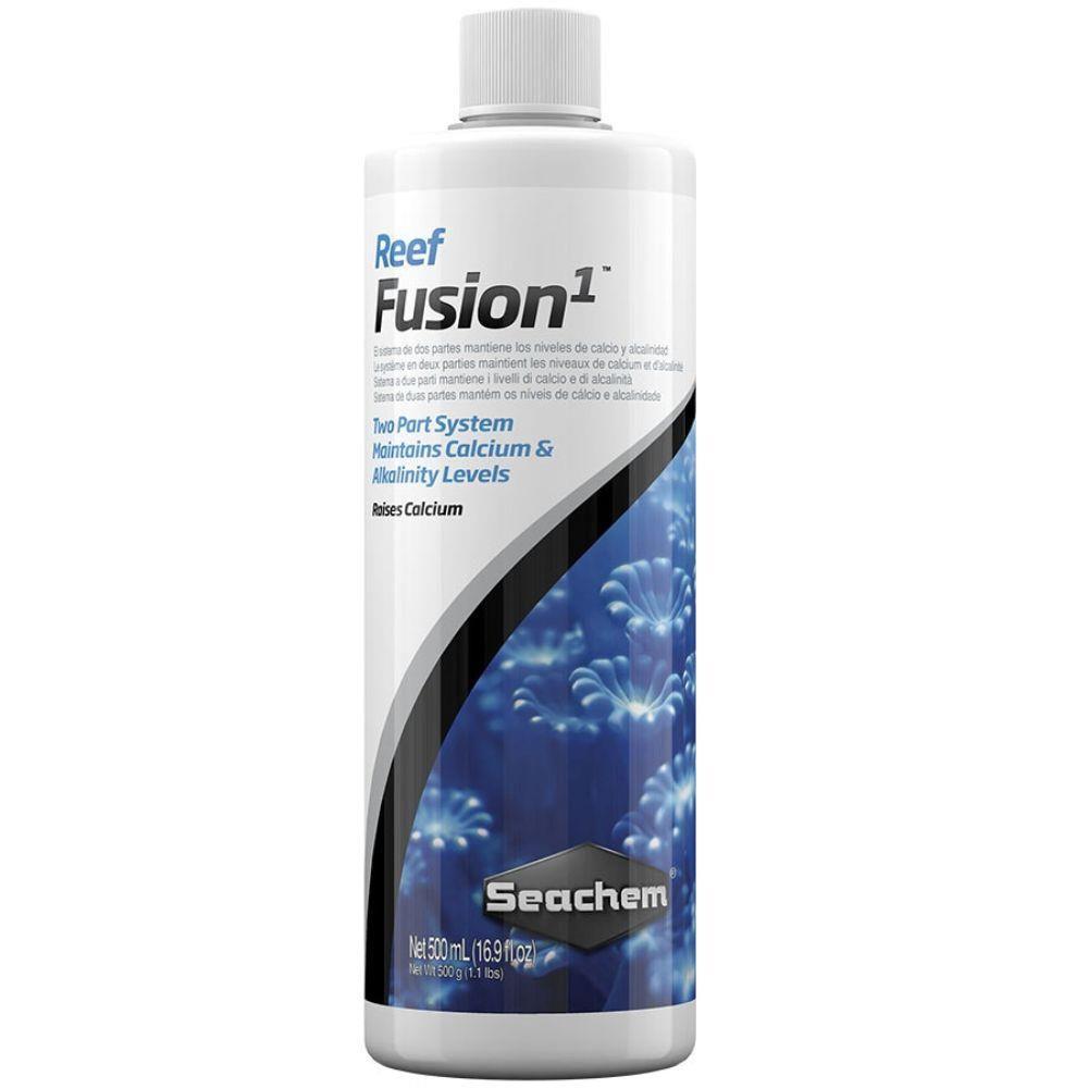 Seachem Reef Fusion 1 500ml Fonte de Cálcio Essencial