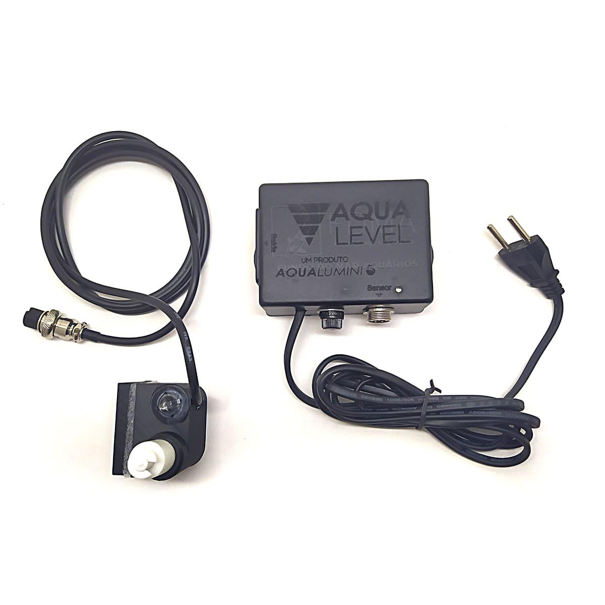 Sensor De Nível Óptico Aqua Level Aqualumini Tech - Bivolt