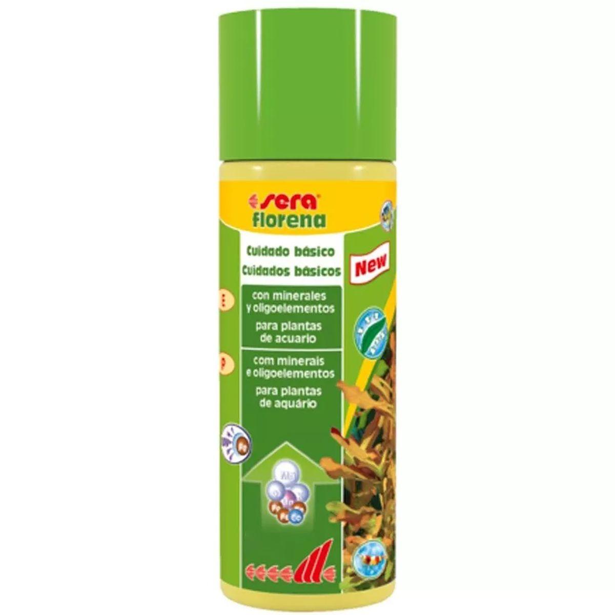 Suplemento para Plantas SERA FLORENA 250ML