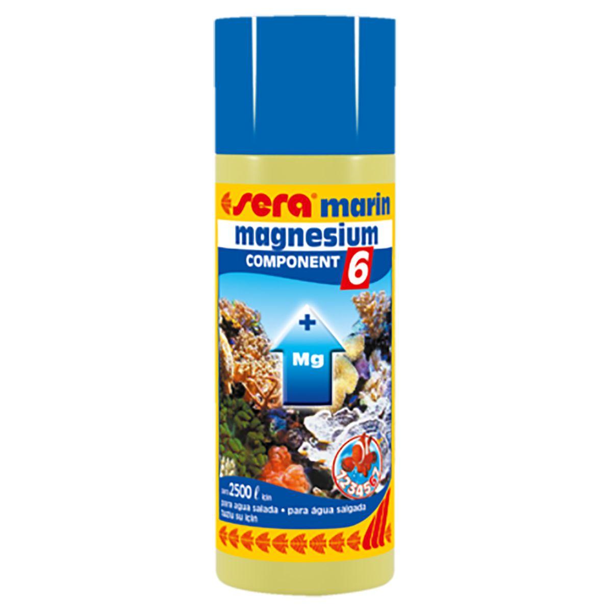 SERA MARIN COMPONENT 6 MAGNESIUM - 250ML