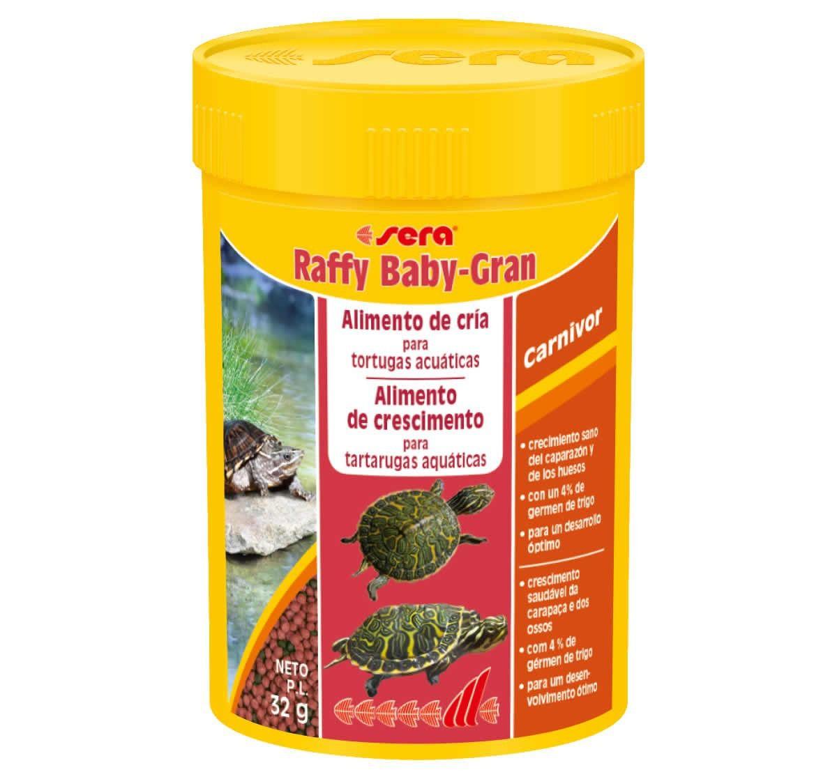 Sera Raffy Baby-Gran 32g