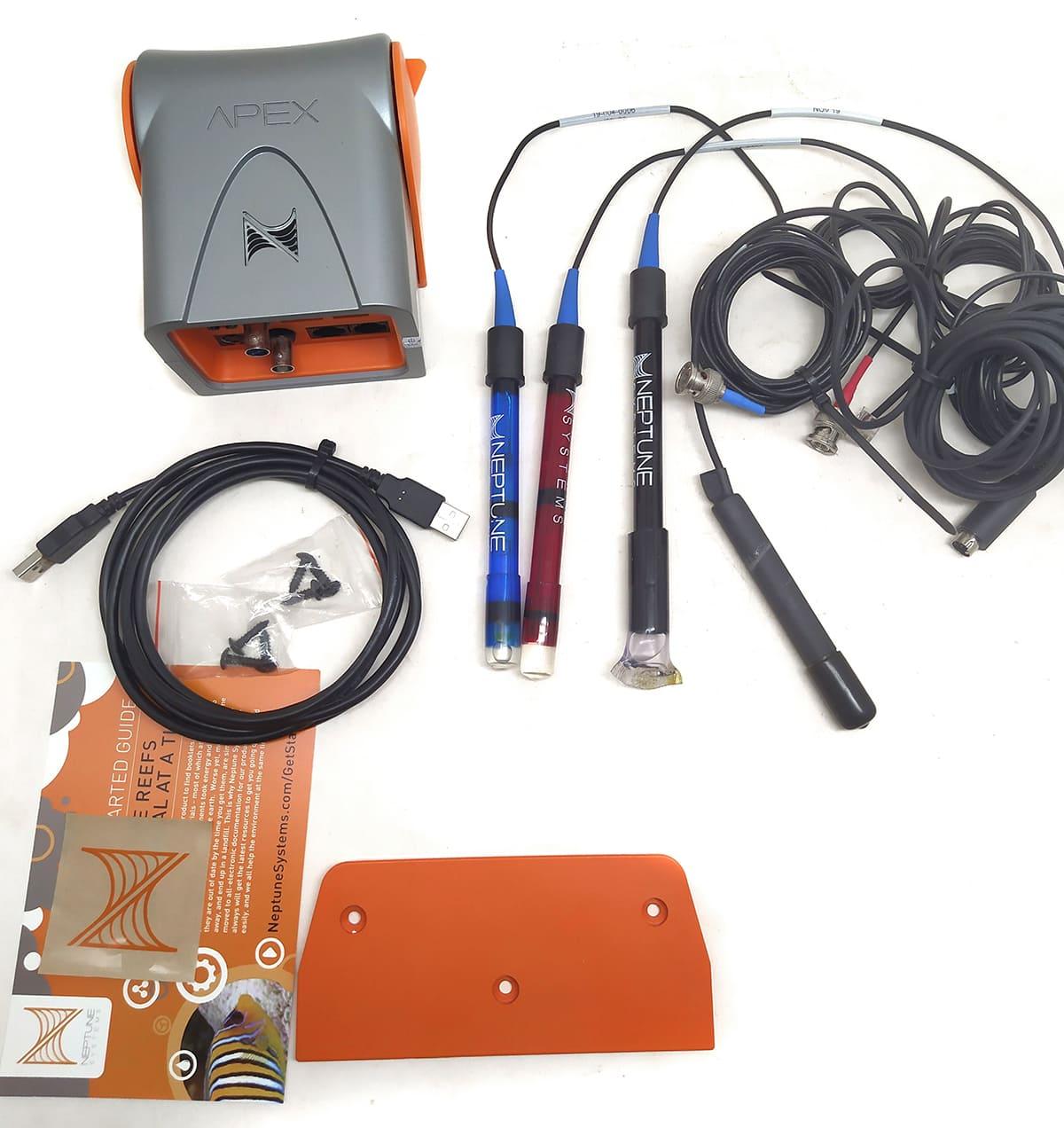 Sistema Controlador de Aquários Wifi Apex Neptune Systems
