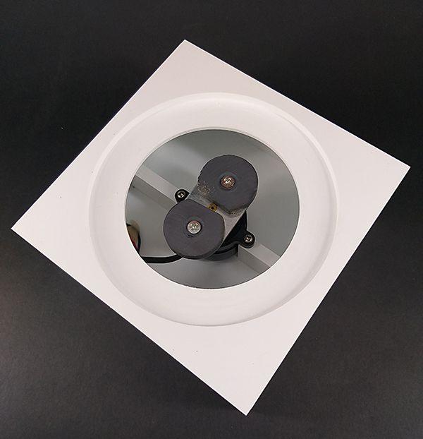 Soma Acrylic Compartimento Cilíndrico para líquidos com Misturador Automático