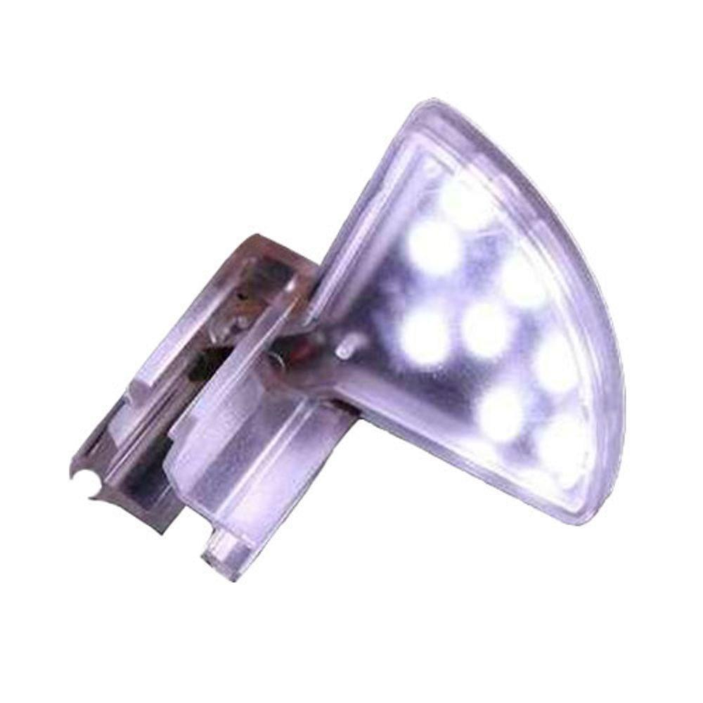 Luminária Soma M3 5w Led Branco Para Aquários Pequenos