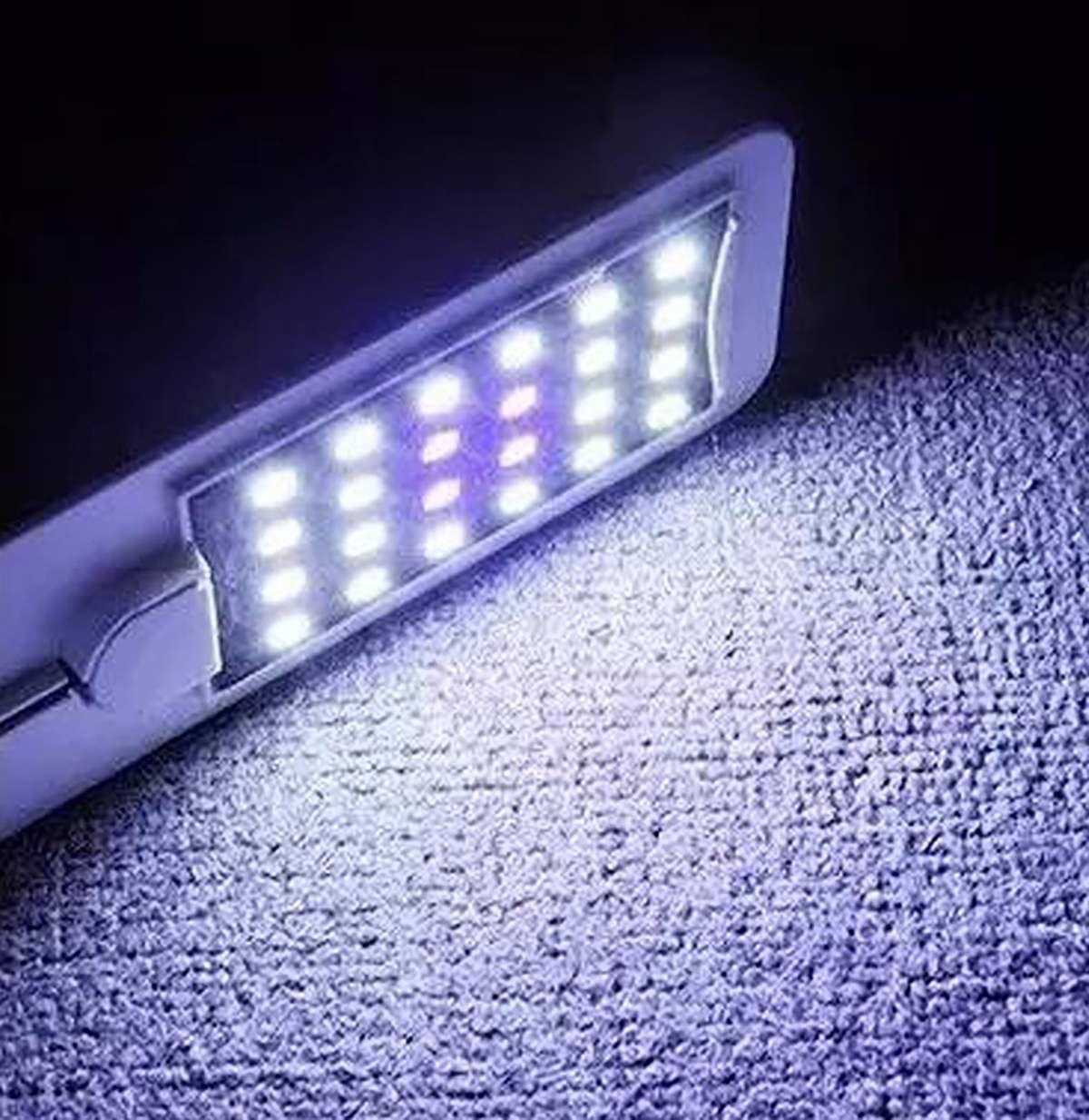 Luminaria Led Soma X5 (10w) - Led Branco