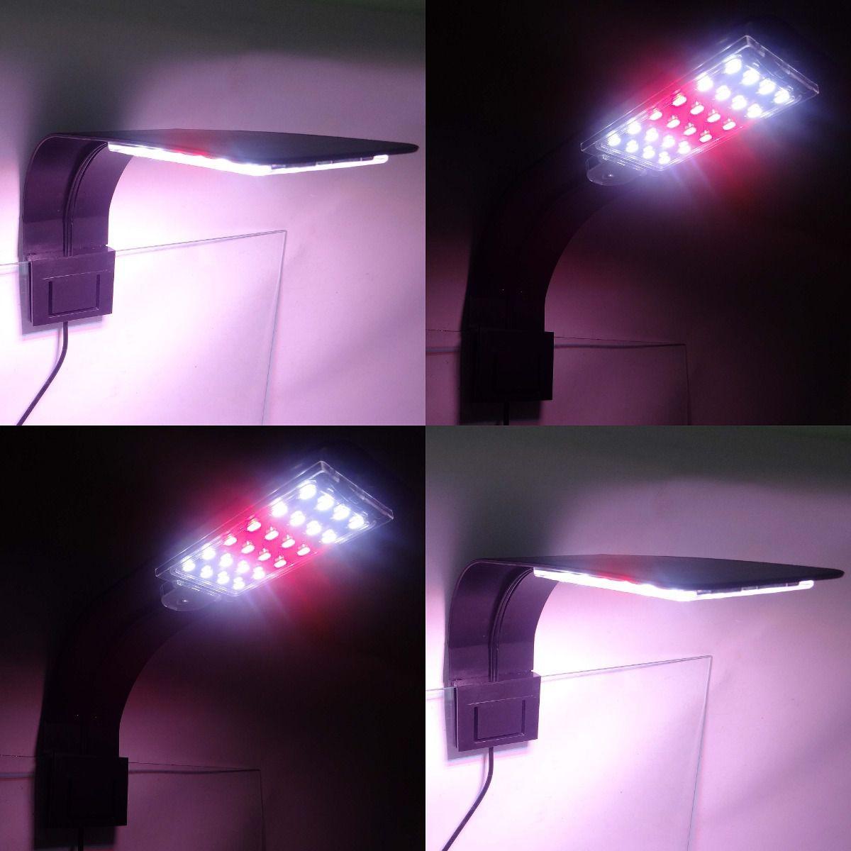 Luminaria Led Soma X5 - 10w Led Branco/Vermelho