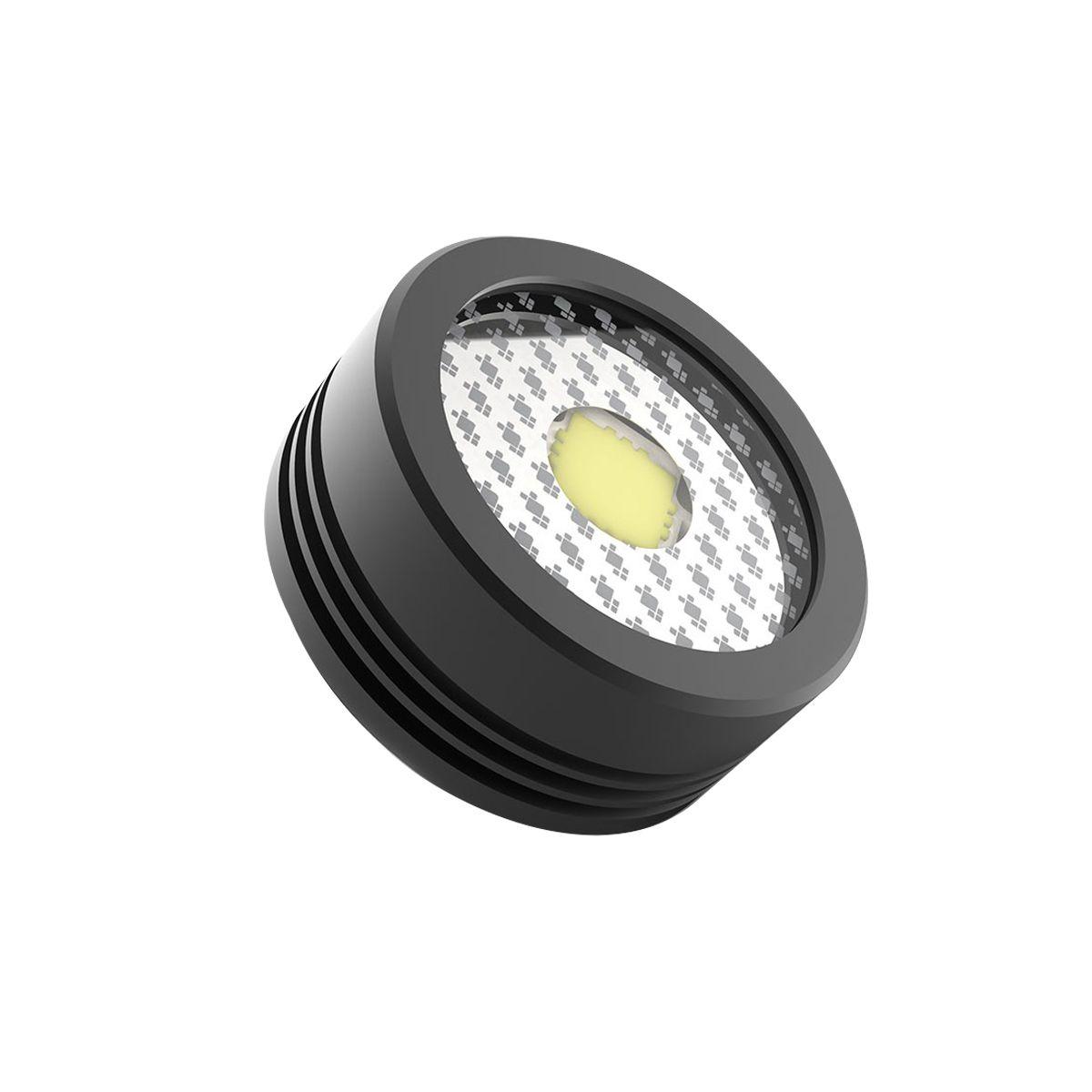 Luminária LED Para Lagos  Branco Frio Cubos 10w + Fonte Bivolt